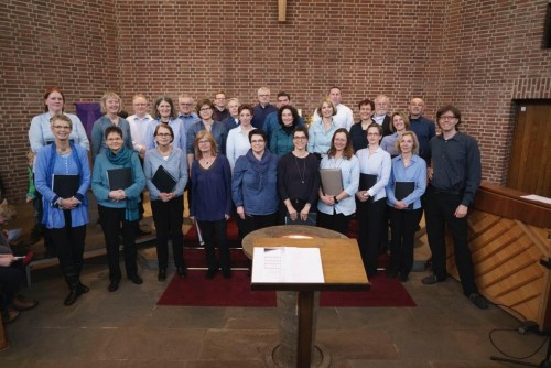 Chorabend im Frühling 2016